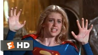 Supergirl (1984) - Enjoy Your Prison Scene (5/9) | Movieclips
