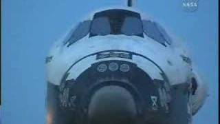 STS-117 - SPACE SHUTTLE ATLANTIS ROLLOVER