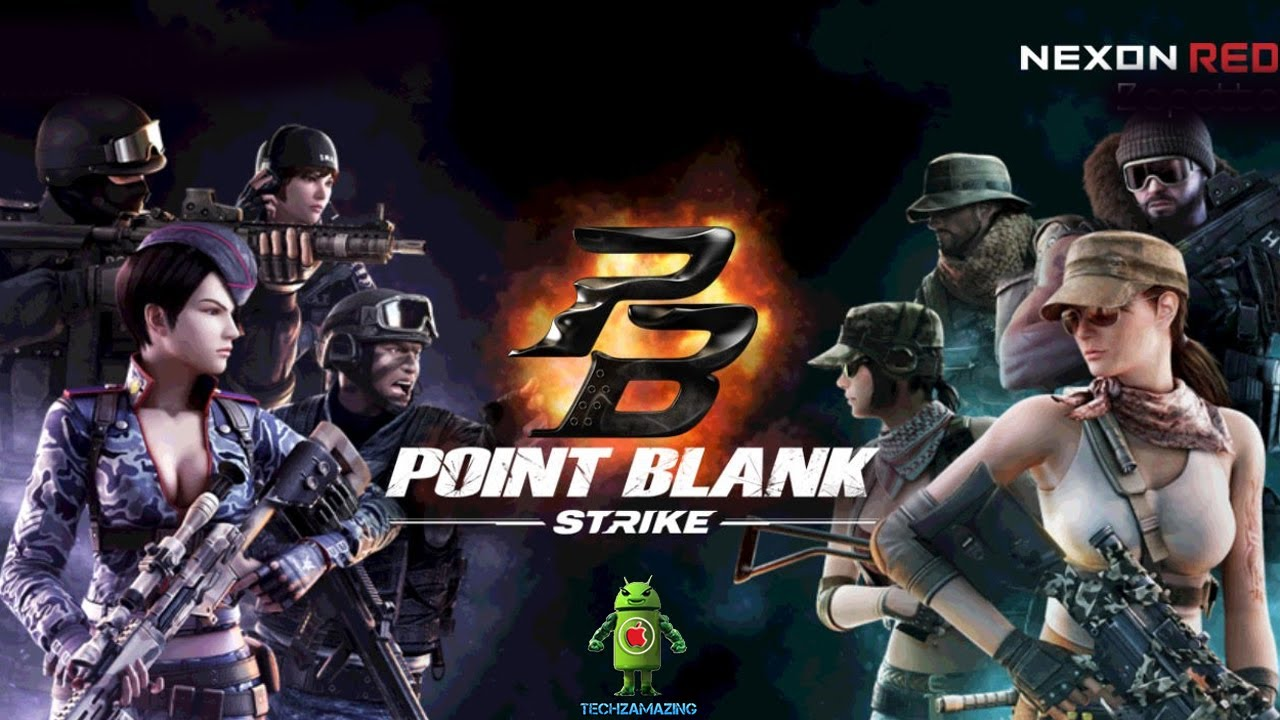 Point Blank Strike Gameplay Ios Android