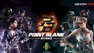 POINT BLANK STRIKE GAMEPLAY - iOS / Android
