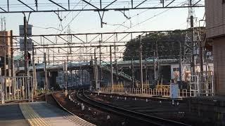 [ジョイント音!良き!]名鉄2200系 2209f(特急岐阜行き)大江駅 通過‼️