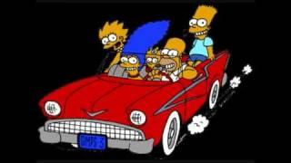 Les Simpson( au concert de Sorry Angel)