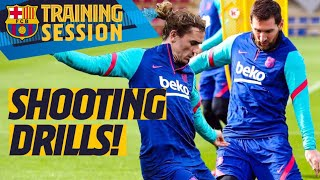 🔥 GOALS, GOALS & more GOALS in training! ⚽