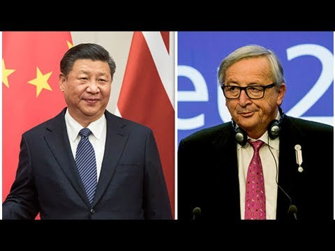 'bad news for eu' chinese businesses disrupt bloc trade rules offering brexit hope for uk