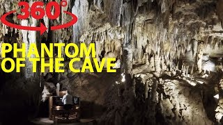Eerie cave descent to hear the world's largest musical instrument in VR