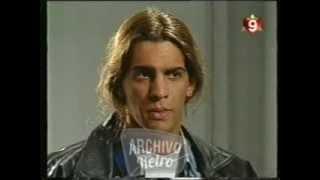 escenas de amor de pablo echarri y graciela borges los especiales del 9 1997