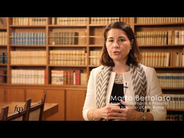 Marta Bertolaso - Digitalizzazione e relazioni reali