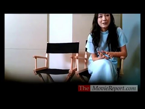 Natasha Liu Bordizzo talks CROUCHING TIGER HIDDEN DRAGON SWORD OF DESTINY - February 22, 2016 streaming vf