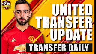 Bruno Fernandes REJECTS Liverpool for Manchester United! Deal CONFIRMED by Friday? Transfer Daily