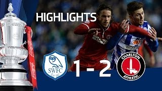 Sheffield Wednesday vs Charlton Athletic 1-2, FA Cup Fifth Round goals and highlights