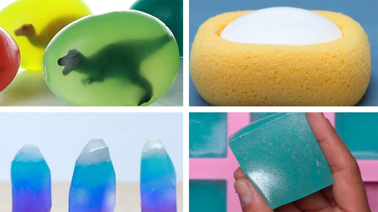 5 DIY Soap Ideas