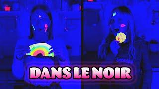 PANCAKES ART CHALLENGE DANS LE NOIR ! (AVEC LOUANE)