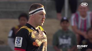 Super Rugby 2019 Round One: Chiefs vs Highlanders