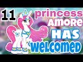 My little pony part 11, welcoming princess Amore👑