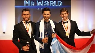 Mr World 2016 | Rohit Khandelwal From India Wins The Title