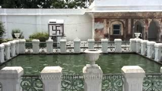 Pond In Front Of Shri Guru Ram Rai Ji Darbar, Dehradun