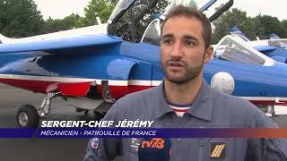 Yvelines | Les coulisses du défilé aérien du 14 juillet à la base 107 de Vélizy-Villacoublay