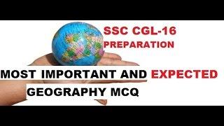 most important geography mcq | ssc cgl/chsl/ias/upsc/upsssc/railway