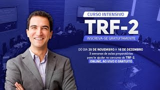 Aula gratuita de Direito Administrativo para Concurso TRF 2. Para a...