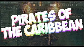 Pirates Of The Caribbean | Пираты Карибского Моря | FL Studio | Cover