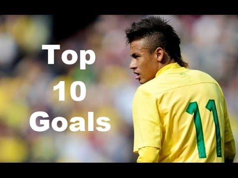 Neymar Top 10 Goals Ever HD Rom7oooHD