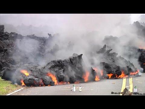 Why Acid Rain Threatens Hawaii Amid Volcanic Eruption