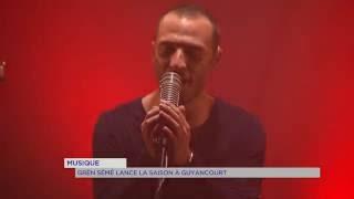 Musique : Gren Sémé en concert à Guyancourt