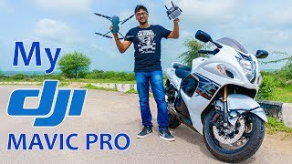 My New DJI MAVIC PRO Fly More Combo!! Unboxing & First Flight