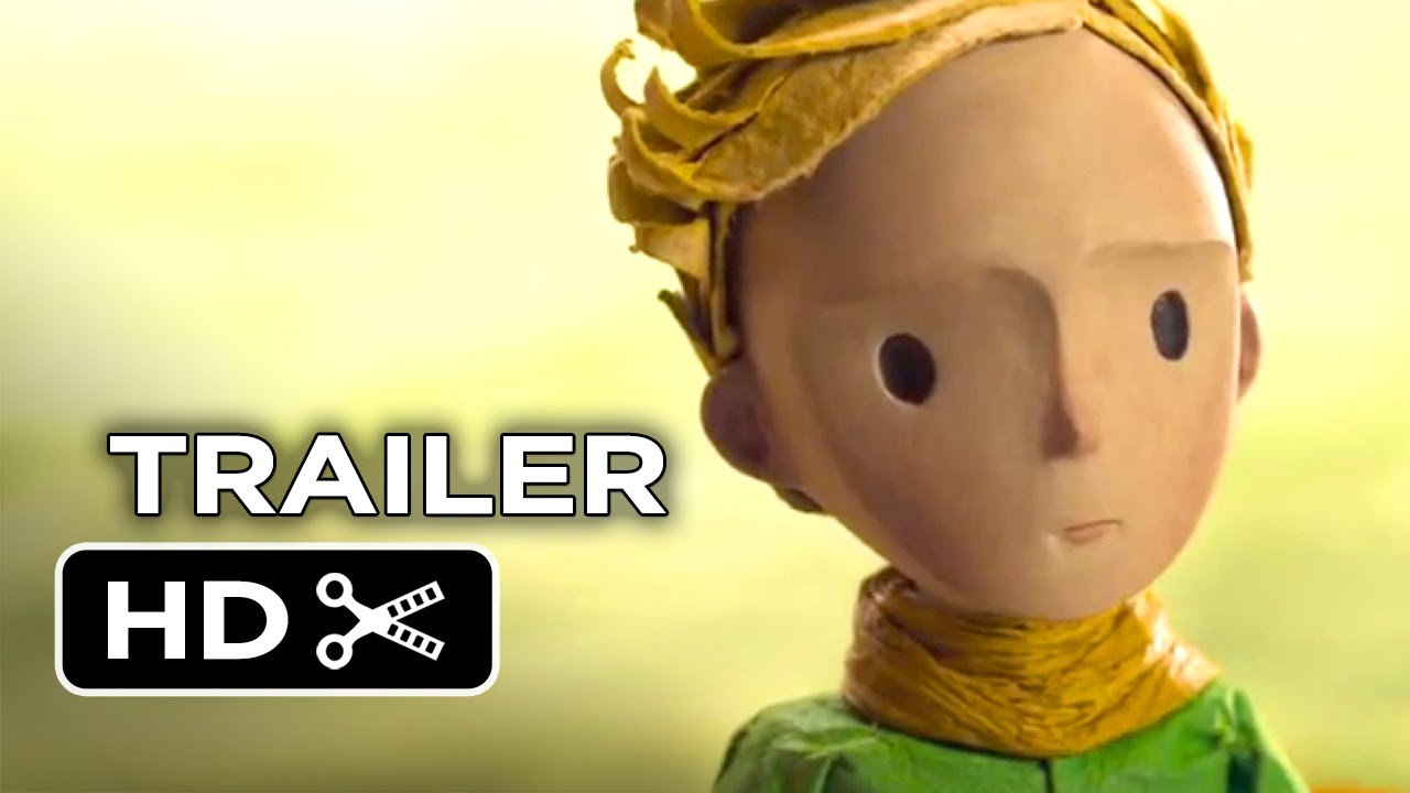 The Little Prince Trailer Video: The Little Prince TRAILER 1 (2014)