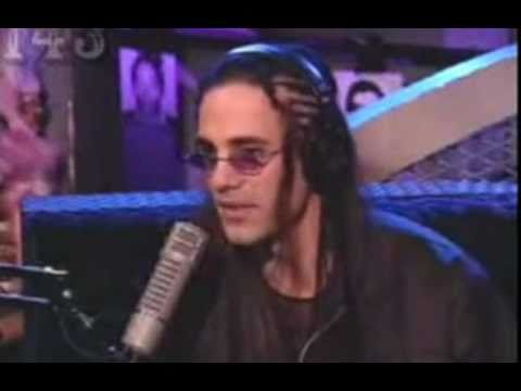 Criss Angel Early Interview Bra Trick part 1