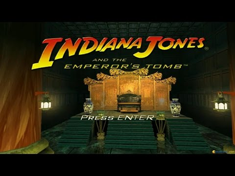 Indiana Jones and the Emperor's Tomb gameplay (PC Game, 2003) thumbnail