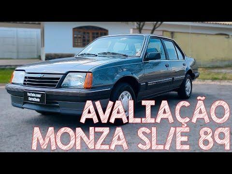 Avaliação Monza SLE 89 - Um Clássico Da GM