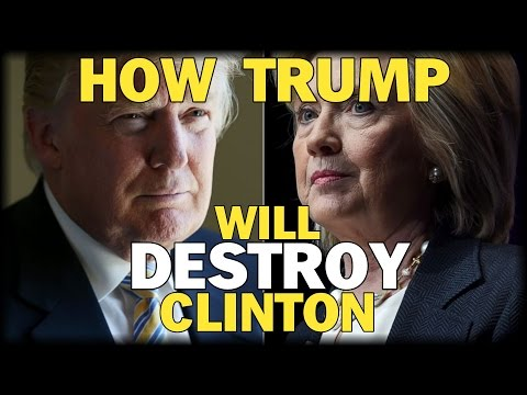 LEARN HOW TRUMP WILL DESTROY HILLARY CLINTON FROM TRUMP INSIDER ROGER STONE