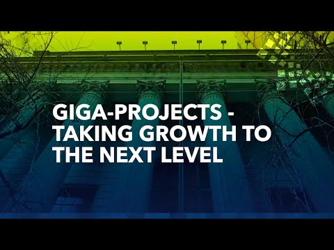 Giga Projects Taking Growth To The Next Level  - SAUS CEO Forum - 2018 - Panel Highlights