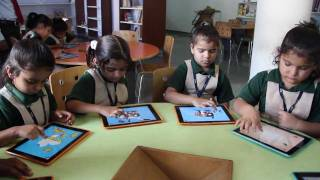 Digital Renaissance With IPad at Delhi Public School Surat