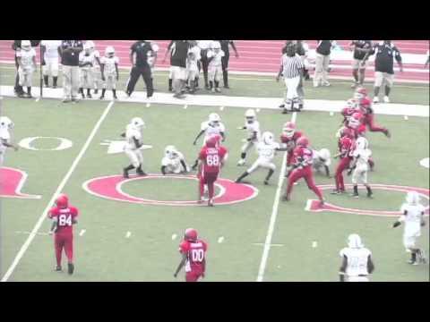 JORDAN WILLIAMS FOOTBALL HIGHLIGHTS 8yrs. Texas youth football