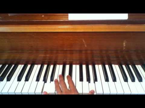 """How to Play """"The Suburbs"""" Piano Tutorial / Sheet Music by Arcade Fire! (Easy)"""