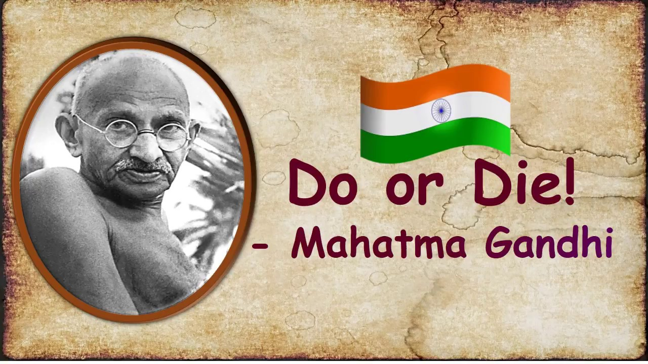Top 10 Most Powerful Slogans Of Indian Freedom Fighters Slogans Of