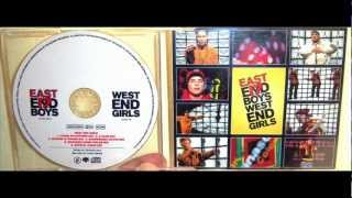 East 17 - West End girls (1993 Faces on posters mix)
