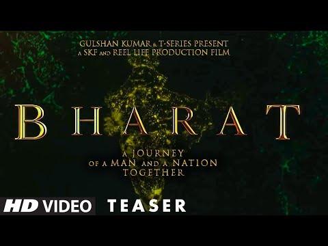 Bharat Teaser | Salman Khan | EID 2019 |...