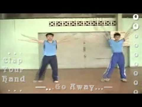 Bài tập thể dục lớp 11