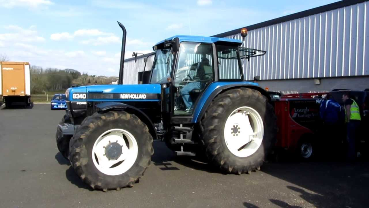 Dyno For Tractors : Gavin s new holland on the dyno youtube