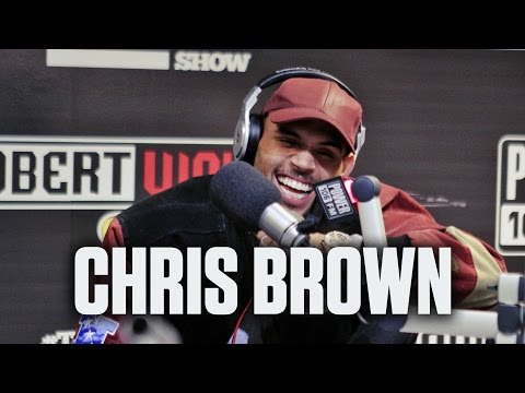 Would Chris Brown Smash Adele? + Talks Jail Time, Charity Work & More