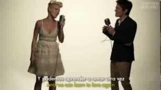 Baixar P!nk   Just Give Me A Reason ft  Nate Ruess Subtitulado)   YouTube