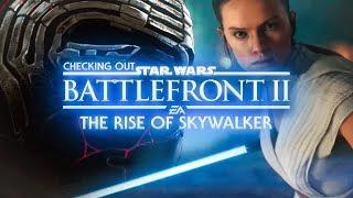 Star Wars: Battlefront II | Exploring The Rise of Skywalker Update