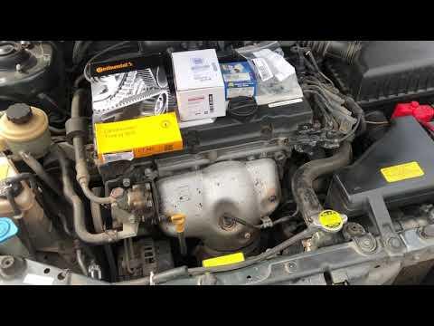 Обрыв ремня грм клапана у многих не гнёт Hyundai Accent