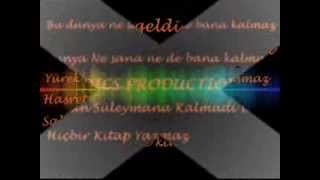 Repeat youtube video Mabel Matiz [Sultan Süleyman] Lyrics Video