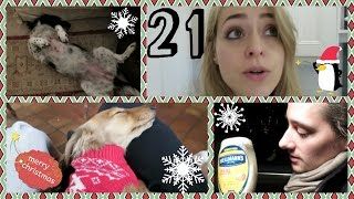 Chilled Sunday & Granny's Mince Pies! Vlogmas 21