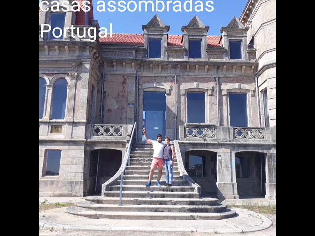 Casas assombradas por Portugal