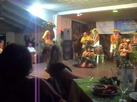 Island Night at Edgewater Resort, Rarotonga, Cook Islands